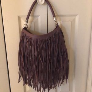 H&M tassel purse